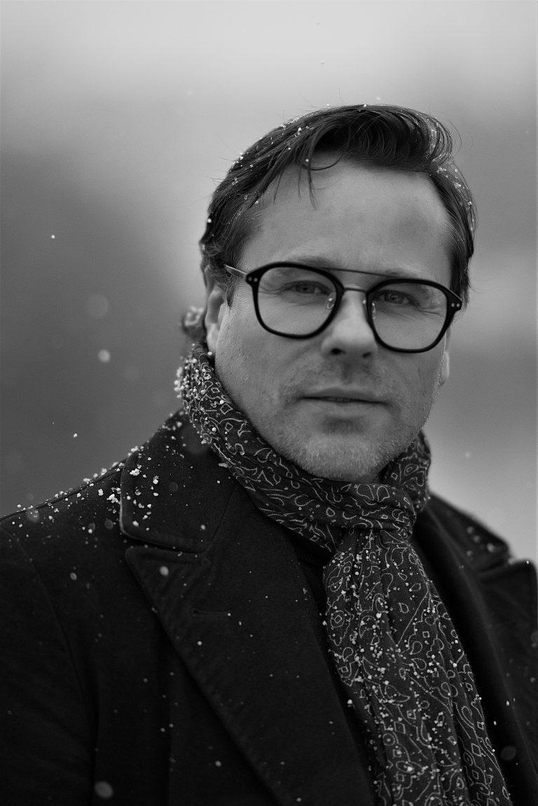 Porträttbild av Håkan Lundstedt