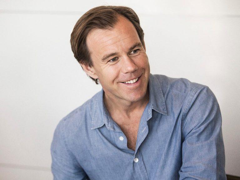 Porträttbild av Karl-Johan Persson
