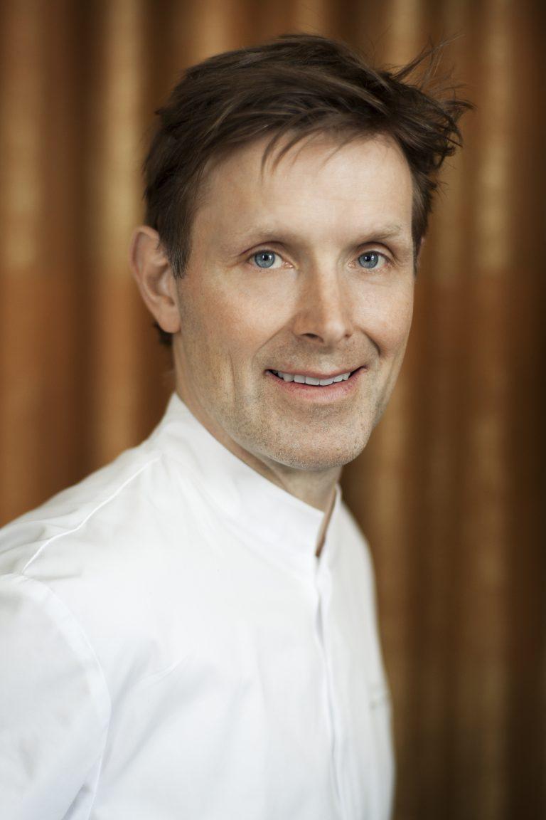 Porträttbild av Melker Andersson