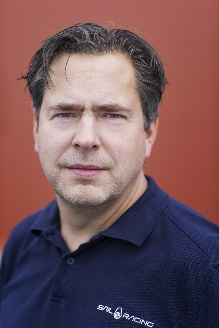 Porträttbild av Pär Svärdson