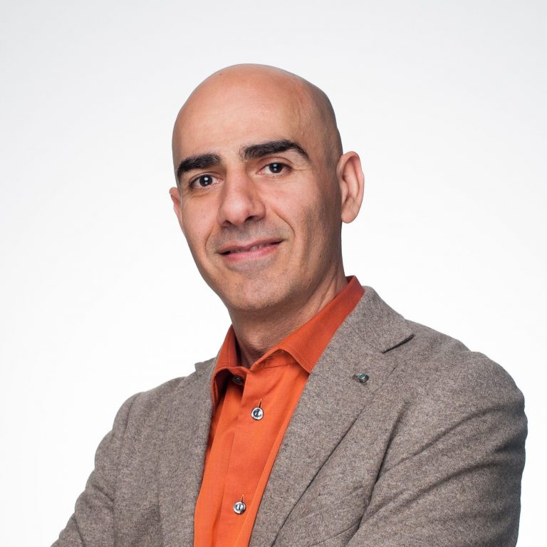 Porträttbild av Saeid Esmaeilzadeh