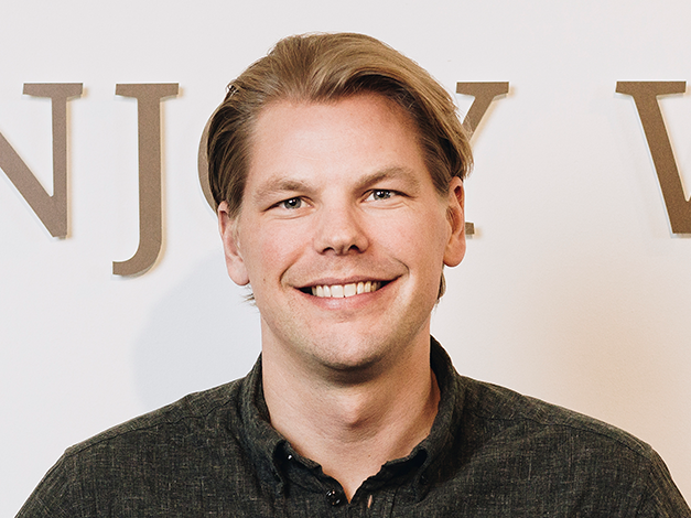 Porträttbild av Erik Fjellborg