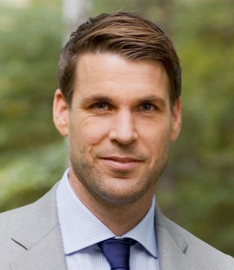 Porträttbild av Johan Skarborg