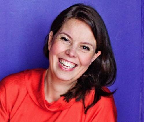 Porträttbild av Lisa Lindström