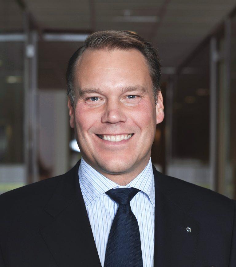 Porträttbild av Magnus Brännström