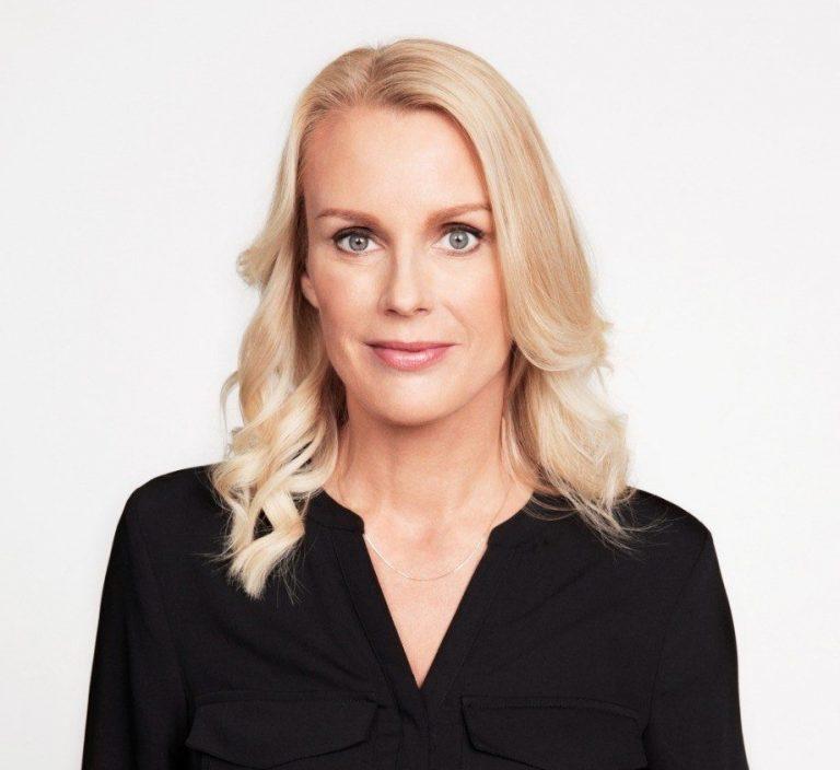 Porträttbild av Stina Bergfors