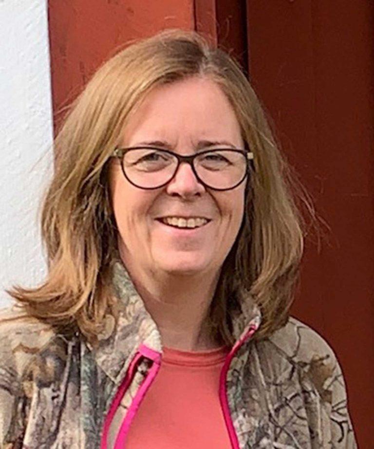 Porträttbild av Elisabeth Salander Björklund