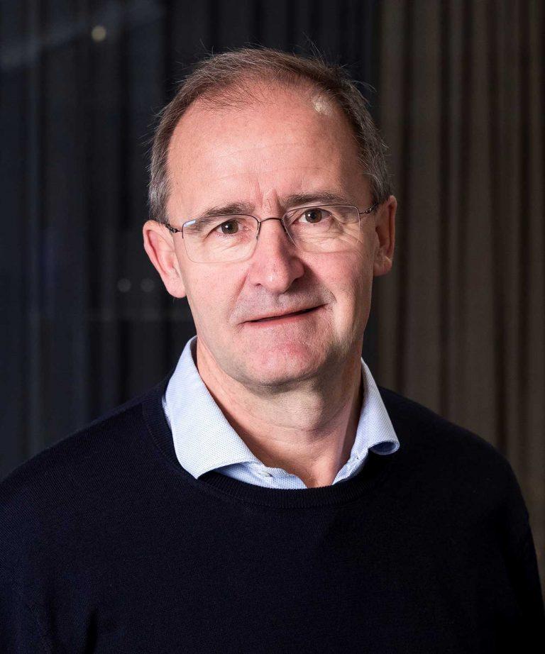 Porträttbild av Johan Wachtmeister