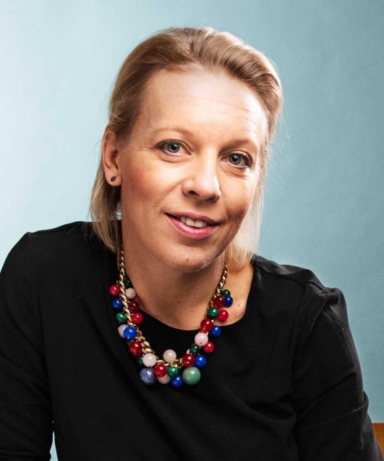 Porträttbild av Maria Rankka